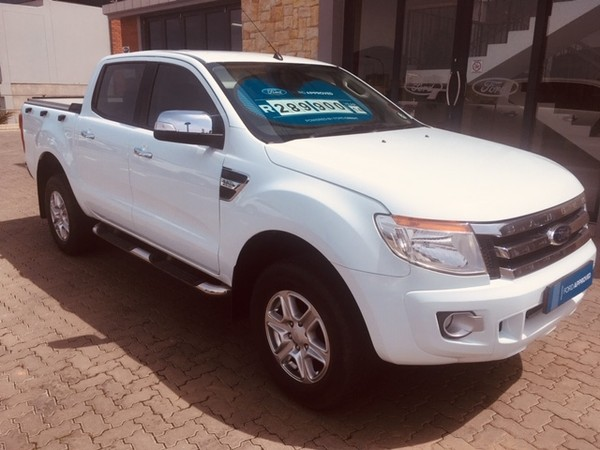 2014 Ford Ranger 3.2tdci Xlt At  Pu Dc  Western Cape Mossel Bay_0