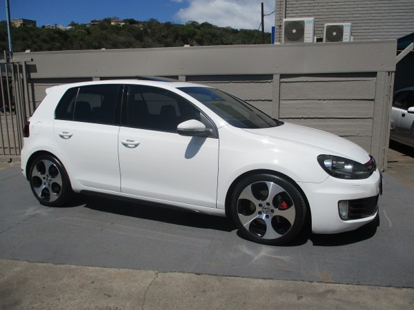 2009 Volkswagen Golf VI GTi 2.0 TSi  Kwazulu Natal Durban_0