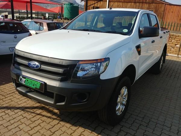 2016 Ford Ranger 2.2TDCi XL Double Cab Bakkie Mpumalanga Mpumalanga_0