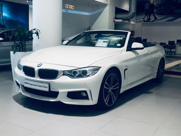 2016 BMW 4 Series 420i Convertible M Sport Auto Western Cape Cape Town_0