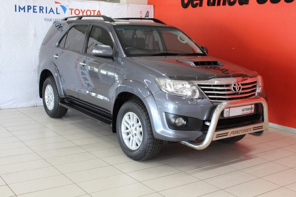 2014 Toyota Fortuner 3.0d-4d Rb At  Gauteng Edenvale_0