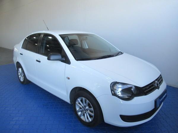 2014 Volkswagen Polo Vivo 1.4 Trendline Western Cape George_0