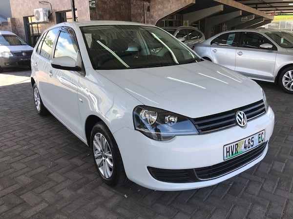 2016 Volkswagen Polo Vivo GP 1.4 Trendline 5-Door Eastern Cape Uitenhage_0