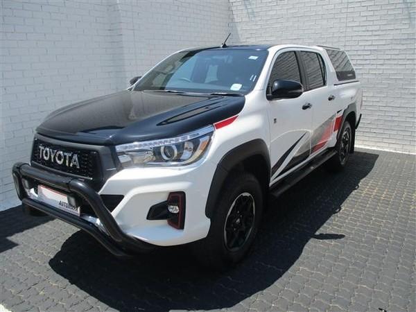 2019 Toyota Hilux 2.8 GD-6 GR-S 4X4 Auto Double Cab Bakkie Gauteng Boksburg_0