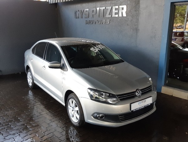 2015 Volkswagen Polo 1.4 Comfortline  Gauteng Pretoria_0