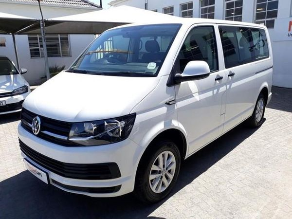 2019 Volkswagen Transporter T6 KOMBI 2.0 TDi DSG 103kw Trendline Plus Free State Kroonstad_0