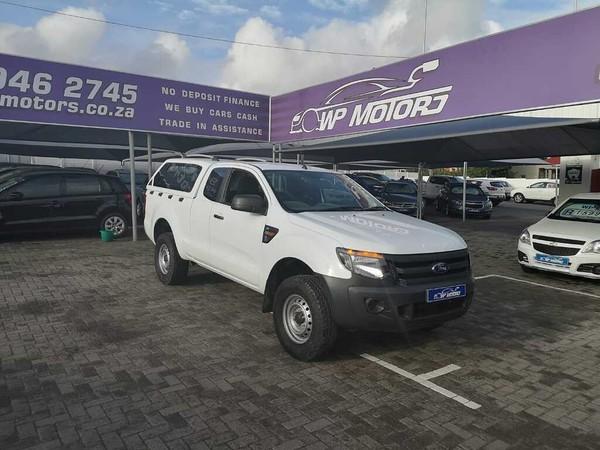 2015 Ford Ranger 2.2tdci Xl Pu Supcab  Western Cape Bellville_0