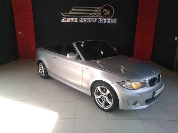 2011 BMW 1 Series 120i Convertible  Gauteng Kempton Park_0