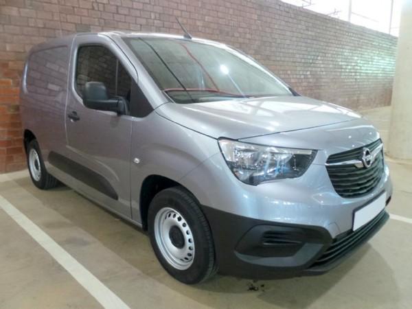 2019 Opel Combo Cargo 1.6TD FC PV Kwazulu Natal Umhlanga Rocks_0