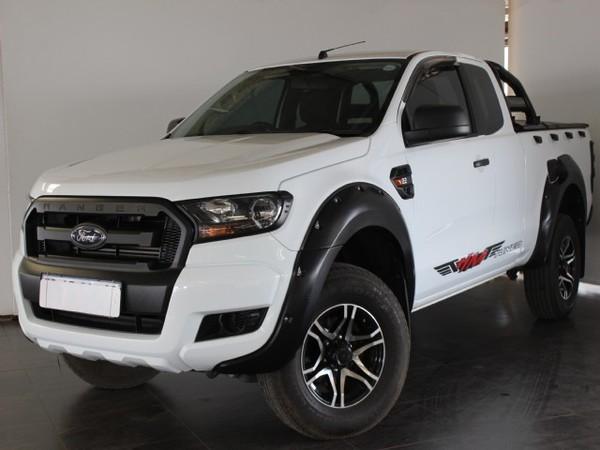 2016 Ford Ranger 2.2TDCi XL Auto Bakkiie SUPCAB Gauteng Boksburg_0