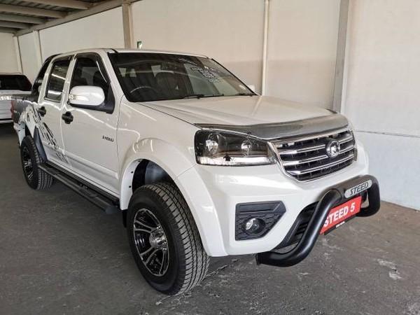 2020 GWM Steed 5 2.0 VGT SX 4X4 Double Cab Bakkie Gauteng Pretoria_0