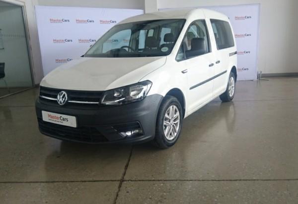 2019 Volkswagen Caddy Crewbus 1.6i Mpumalanga Nelspruit_0