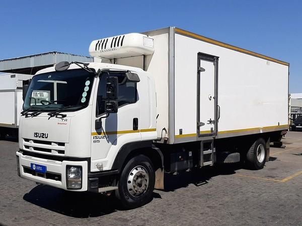 2014 Isuzu FTR 850 AMT FC CC Gauteng Midrand_0