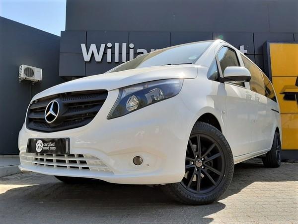 2018 Mercedes-Benz Vito 116 2.2 CDI Tourer Pro Auto Gauteng Midrand_0
