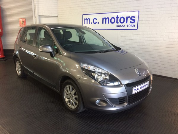 2010 Renault Scenic III 1.6 Expression  Western Cape Cape Town_0