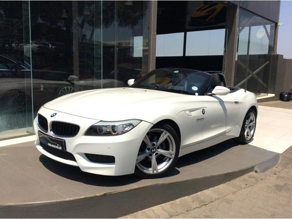 2012 BMW Z4 2012 BMW Z4 sDrive20i Auto Gauteng Kyalami_0