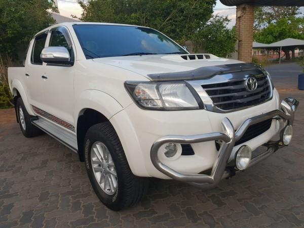 2013 Toyota Hilux 3.0 D-4d Raider 4x4 Pu Dc  Western Cape Worcester_0