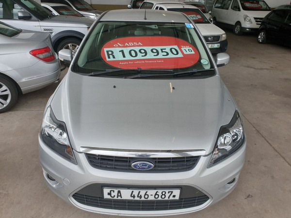 2010 Ford Focus 1.8 Si 5dr  Western Cape George_0