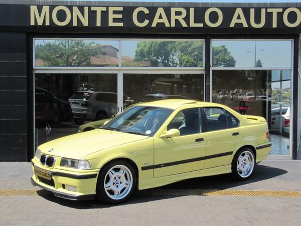1998 BMW M3 4d e36  Gauteng Sandton_0