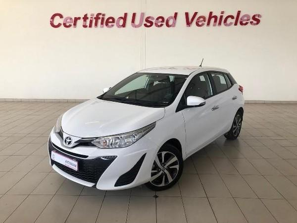 2018 Toyota Yaris 1.5 Xs CVT 5-Door North West Province Klerksdorp_0