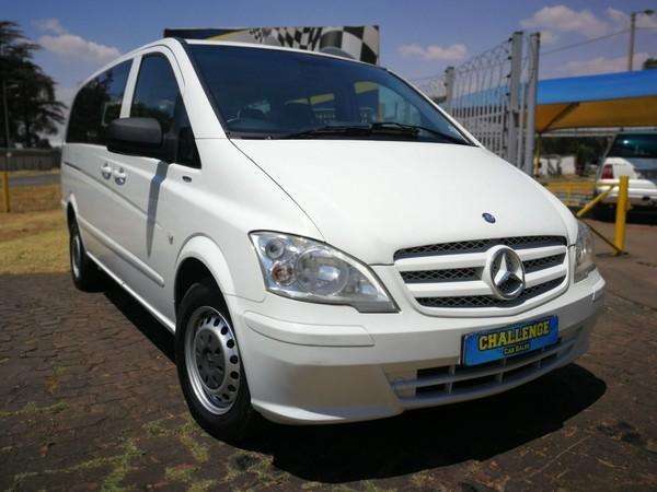 2013 Mercedes-Benz Vito 116 Cdi Gauteng Brakpan_0