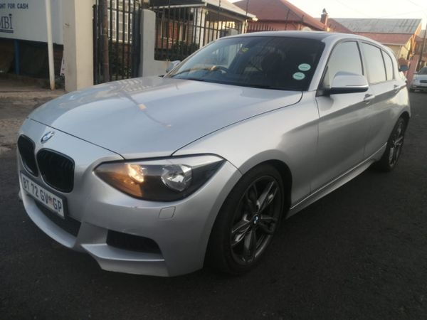2012 BMW 1 Series 118i 5dr At f20  Gauteng Rosettenville_0