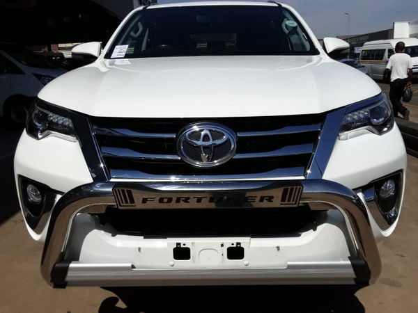 2016 Toyota Fortuner 2.8GD-6 RB Kwazulu Natal Pietermaritzburg_0