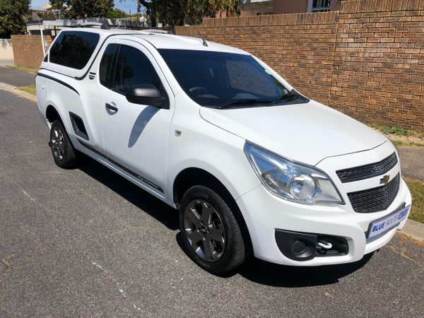 2017 Chevrolet Corsa Utility 1.4 Sport Pu Sc  Western Cape Cape Town_0