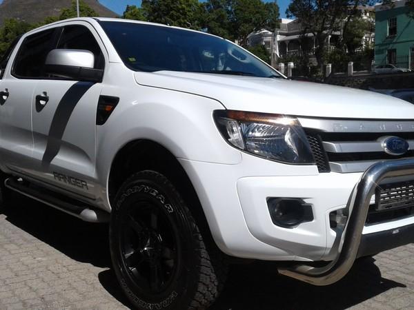 2014 Ford Ranger 2.2tdci Xls Pu Dc  Western Cape Cape Town_0