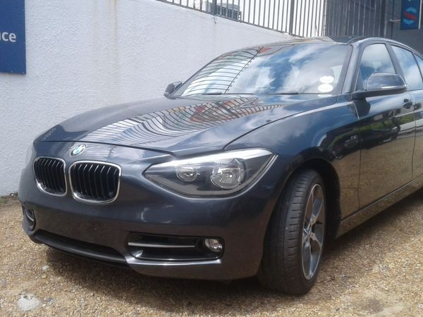 2013 BMW 1 Series 118i 5dr f20  Western Cape Cape Town_0