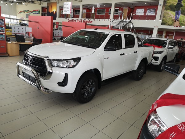 2019 Toyota Hilux 2.8 GD-6 RB Raider Extended Cab Bakkie Gauteng North Riding_0