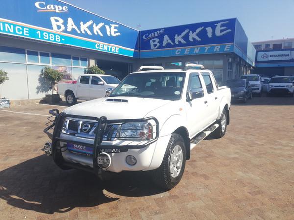 2016 Nissan NP300 Hardbody 2.5 TDi HI-RIDER Double Cab Bakkie Western Cape Parow_0