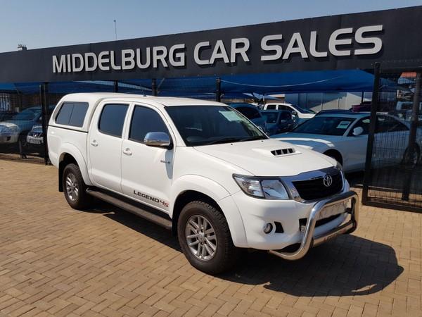 2015 Toyota Hilux 3.0 D-4D LEGEND 45 4X4 Double Cab Bakkie Mpumalanga Middelburg_0