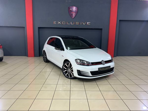 2013 Volkswagen Golf VII GTi 2.0 TSI DSG Gauteng Benoni_0