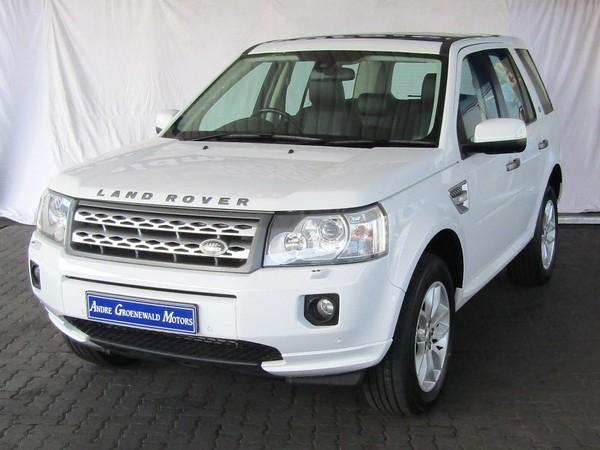2012 Land Rover Freelander Ii 2.2 Sd4 Se At  Western Cape Goodwood_0