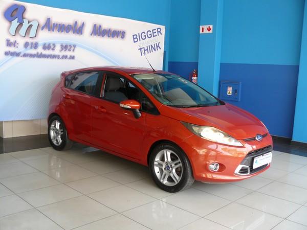 2012 Ford Fiesta 1.6 Sport 5dr  North West Province Klerksdorp_0