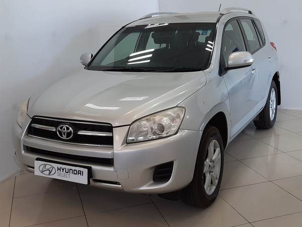 2011 Toyota Rav 4 Rav4 2.0 Gx At  Western Cape Malmesbury_0