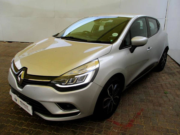 2018 Renault Clio IV 900 T Dynamique 5-Door 66KW Gauteng Randburg_0