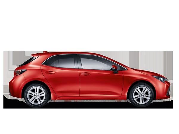 2020 Toyota Corolla CYBER MONDAY COROLLA HATCH AUTO  Gauteng Pretoria North_0