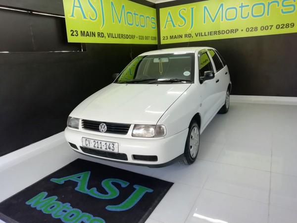 2001 Volkswagen Polo Playa 1.4  Western Cape Villiersdorp_0