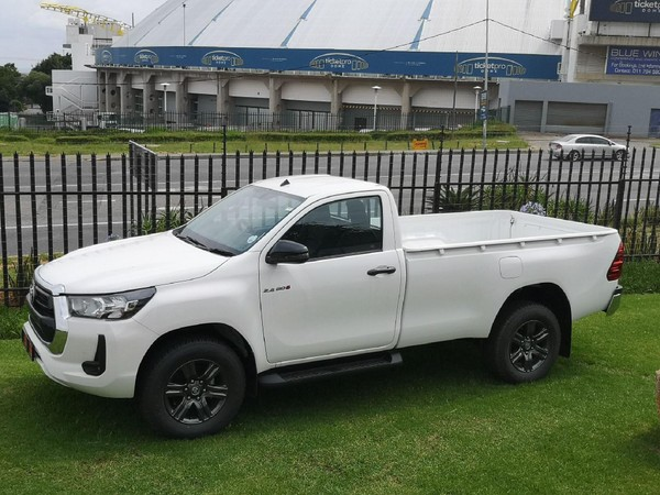 2020 Toyota Hilux 2.8 GD-6 RB Raider Single Cab Bakkie Auto Gauteng North Riding_0