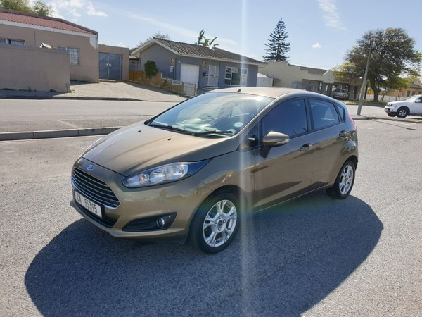 2013 Ford Fiesta 1.6 Tdci Trend 5dr  Western Cape Kuils River_0