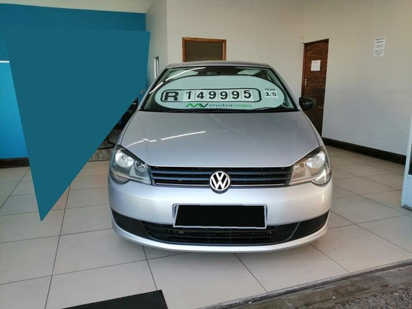2015 Volkswagen Polo Vivo 1.4 Blueline 5Dr Western Cape Goodwood_0