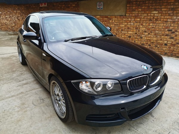 2009 BMW 1 Series 135i Coupe Exclusive At  Gauteng Kempton Park_0
