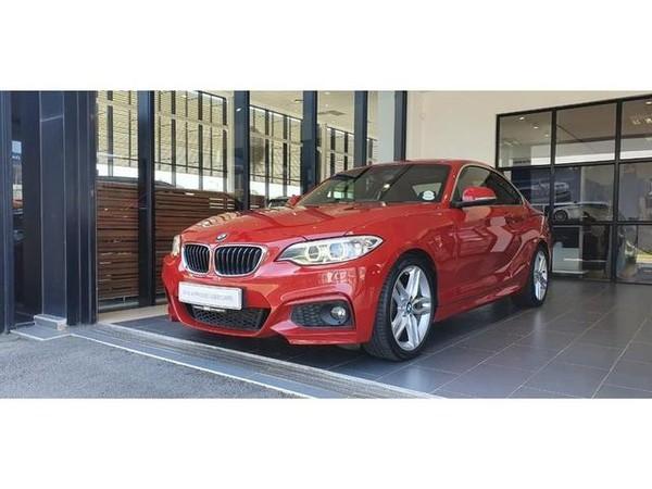 2014 BMW 2 Series 220D M Sport Auto Kwazulu Natal Kwazulunatal_0