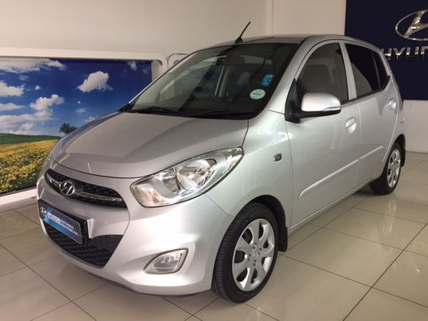 2017 Hyundai i10 1.1 Gls  Kwazulu Natal Pietermaritzburg_0