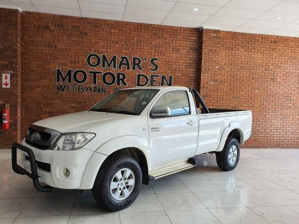2009 Toyota Hilux 2.7 Vvti Raider Rb Pu Sc  Mpumalanga Witbank_0