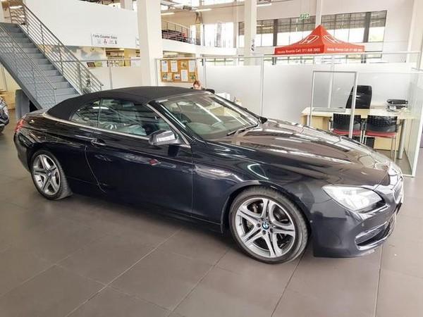 2011 BMW 6 Series 650i Convert At f12  Gauteng Rivonia_0