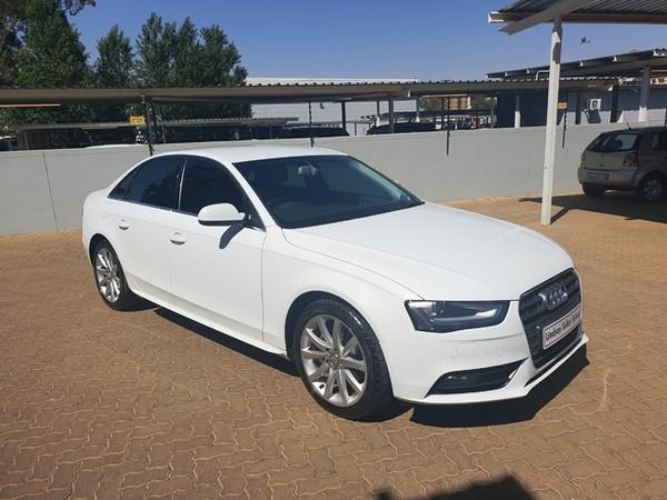2014 Audi A4 2.0 Tdi Se Multitronic  Free State Bloemfontein_0