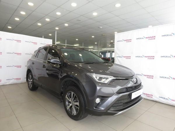 2017 Toyota Rav 4 2.0 GX Western Cape Parow_0